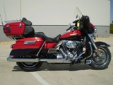 H-D FLHTK Electra Glide Ultra Limited - 1700 cc (103 ci, ABS, SECURITY)