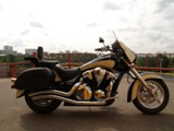 Honda VT 1300 CT Interstate (VT1300CT)