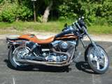 H-D FXDWG3 Screamin Eagle Dyna Wide Glide - 1450 cc